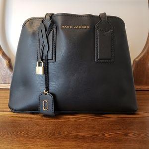 Marc Jacobs The Editor Shoulder Bag - Black